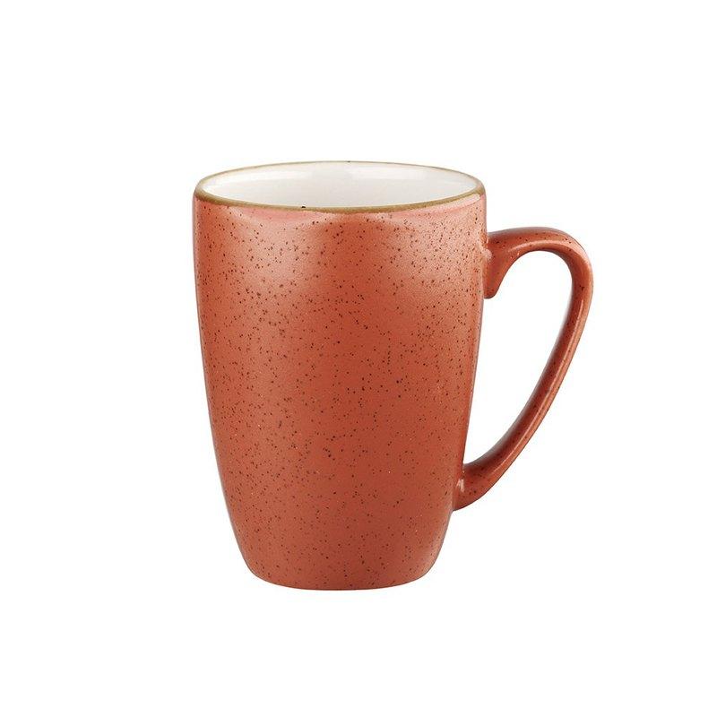 STONECAST點藏系列彩橘色-360ml馬克杯