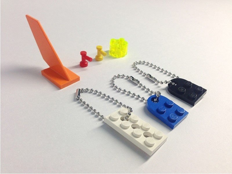 Qubefun 小物收納包 #相容樂高LEGO #獨家販售
