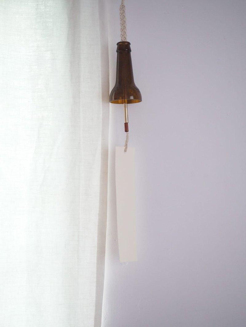 編織玻璃風鈴