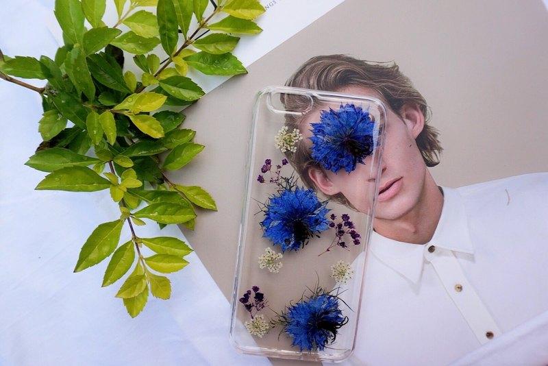 Creative Amazing 藍色系列iPhone手機殼
