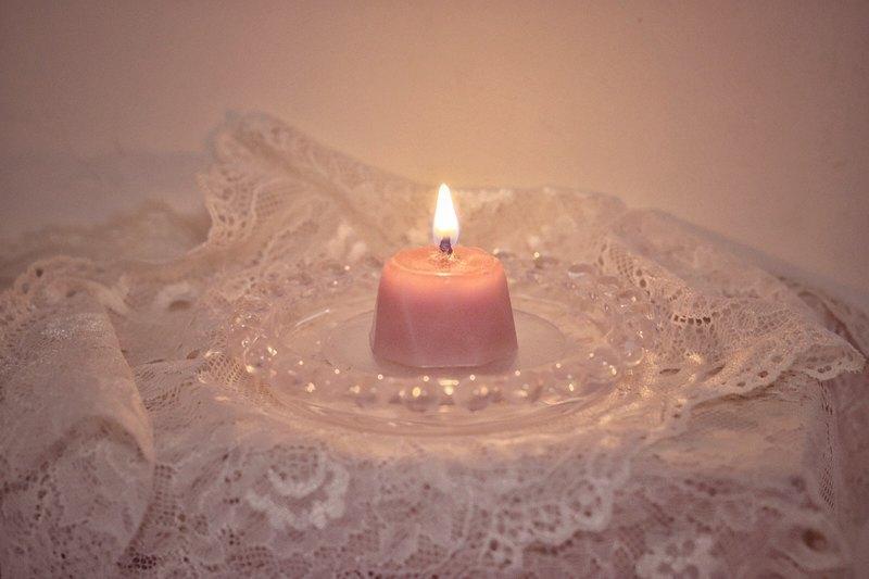 ATIMY-Goodnight candle 晚安小蠟燭 大豆香蠟 茶蠟 6顆 個人訂製