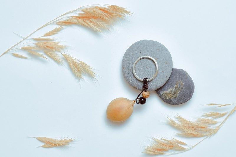 驀然(鑰匙圈系列)白蘇鐵--健康