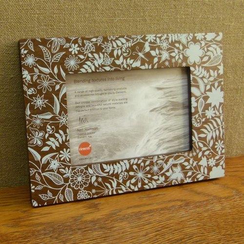 Granton Photo Frame for 4x6 (10 x 15cm) 創意相框by Johanna Basford - 2P141