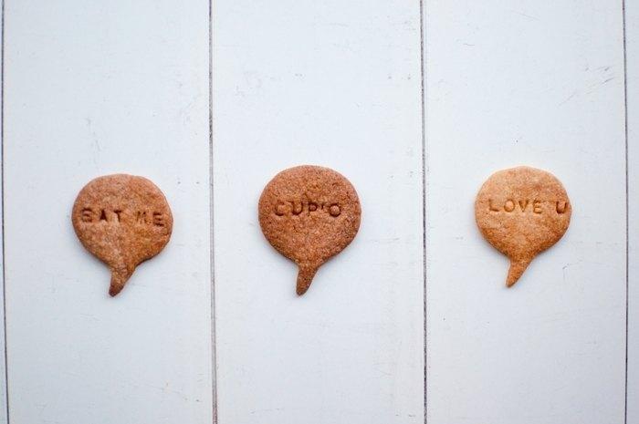 Cup'o sweet cookies-香甜餅乾-