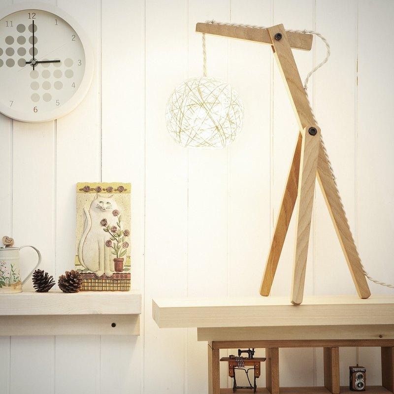 【鳥.巢】造型藝術桌燈