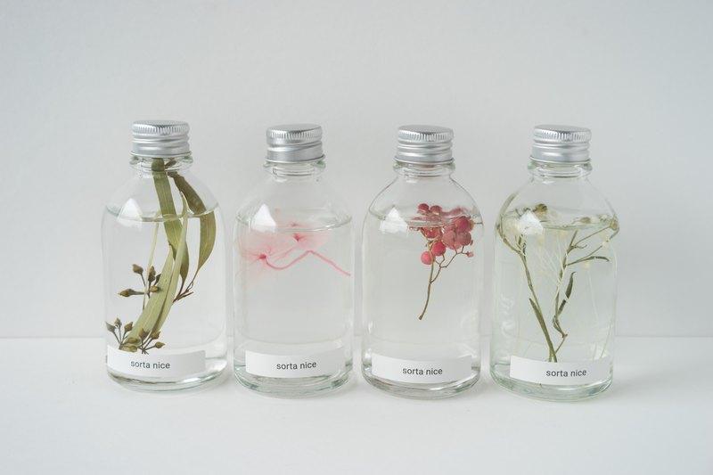 天然擴香 花徑 空間香氛系列