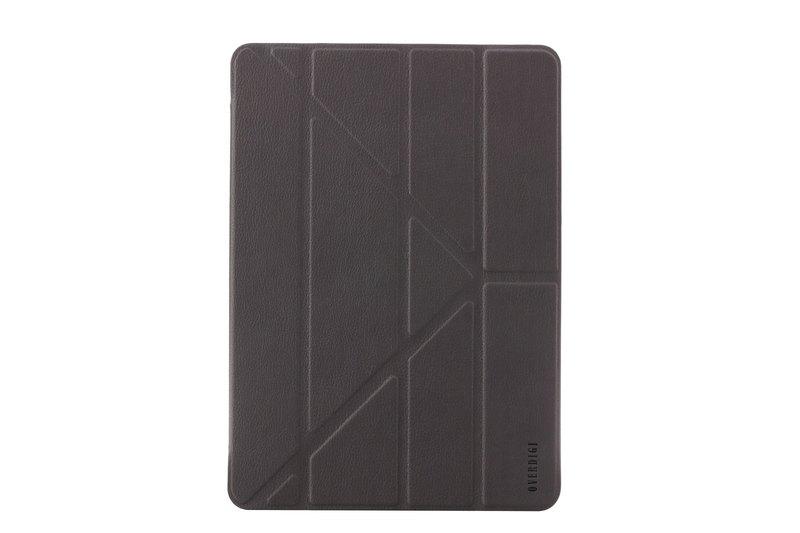 "OVERDIGI Fiber iPadpro9.7"" 多功能保護套 雅灰"