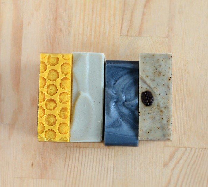 常客計畫-任選4件冷製手工皂-長日優惠,礦泥精油皂,自由選擇.搭配
