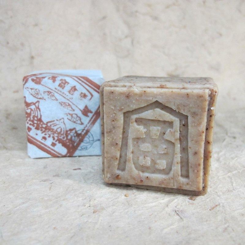 菸草手工皂Tobacco Liquid Soap -中