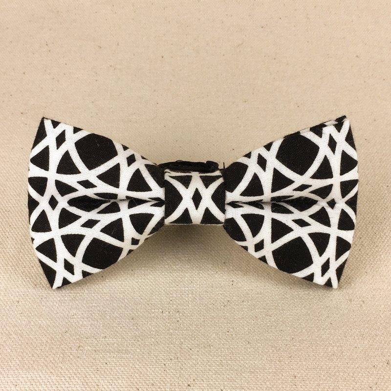 Mr.Tie 手工縫製領結 Hand Made Bow Tie 編號137