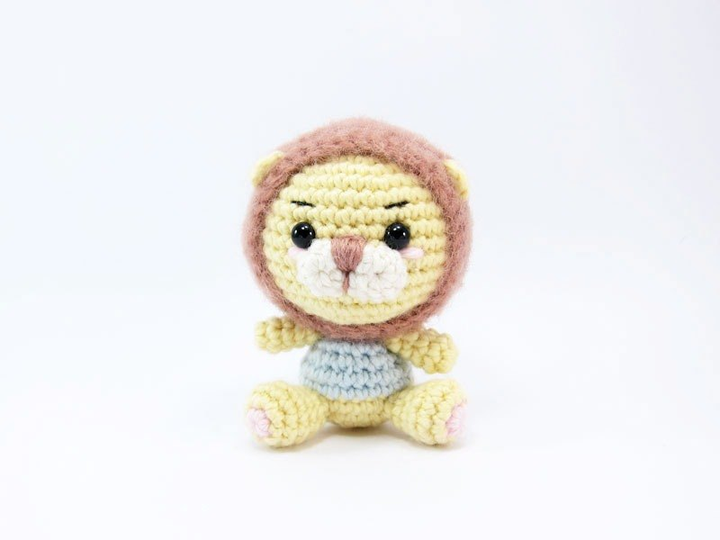 正經獅 獅子 吊飾 鑰匙圈
