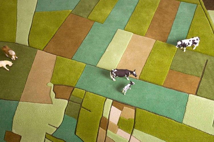 LANDCARPET 地貌地毯 - Europe