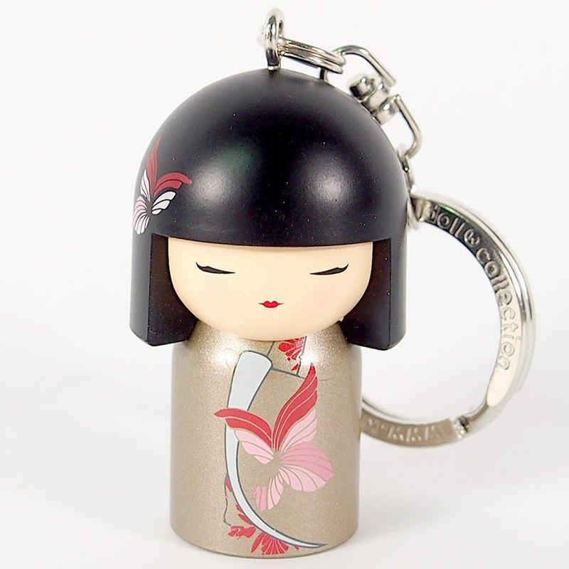 鑰匙圈-Yasuyo 真誠坦率【Kimmidoll 和福娃娃鑰匙圈】
