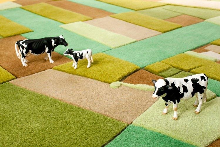 LANDCARPET 地貌地毯 - Europe (L)