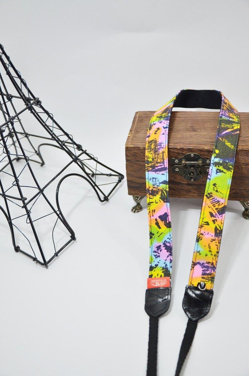 炫彩 舒壓背帶 相機背帶 烏克麗麗    Camera  Strap