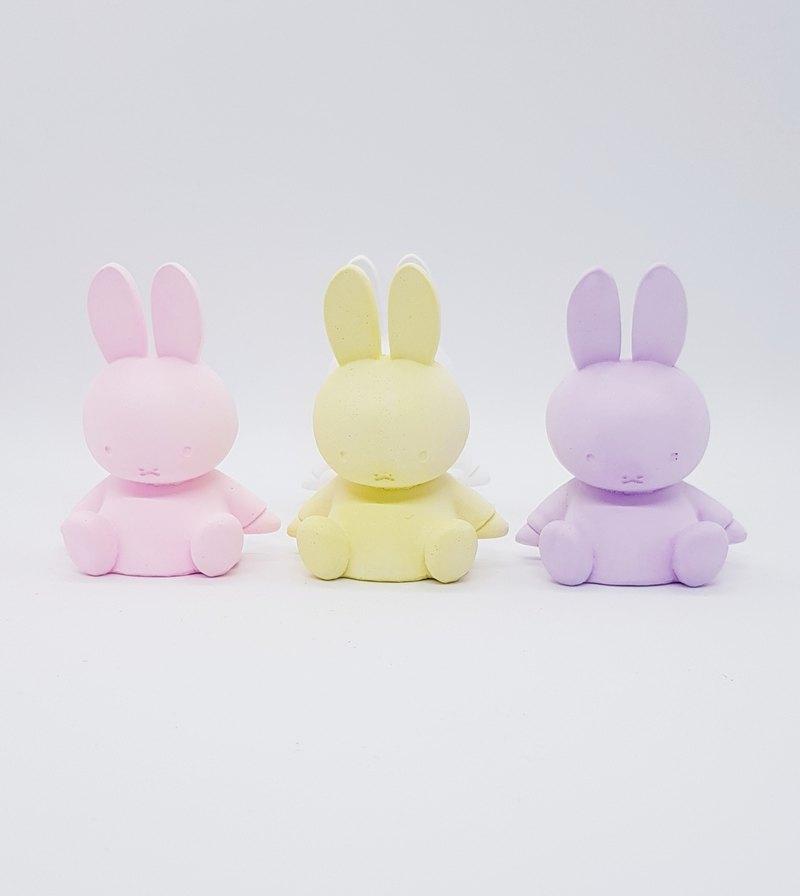 【Miss Feng】彼得兔擴香石-擴香磚-適合各種節日送禮