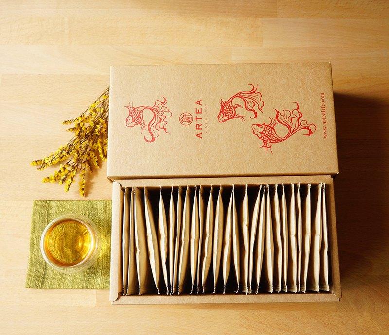 ARTEA生活樂享盒 ( 冷泡茶組合)4款好茶