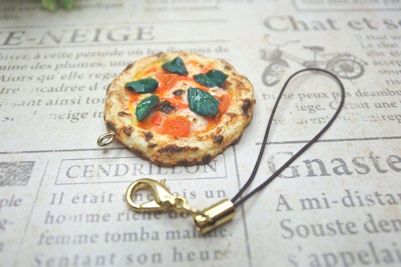 微型食物,Margherita Pizza Strap