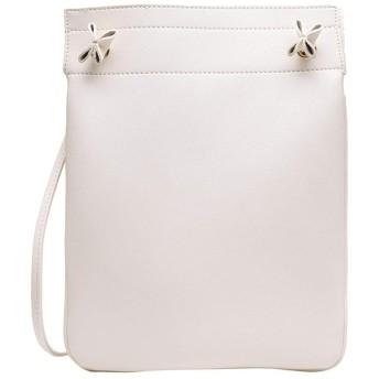 NBOブランドバッグレディー女性のメッセンジャーバッグカジュアルショルダーバッグシンプルな小型スクエアバッグ低下の船積み$ D、白