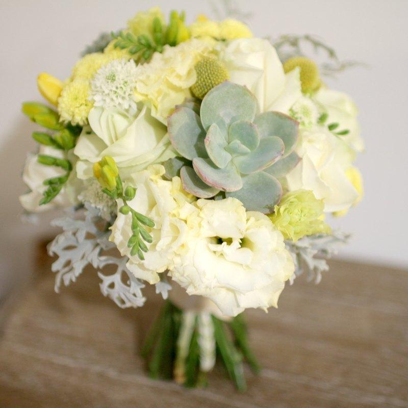 鮮花 | 新娘捧花 多肉捧花 可客製