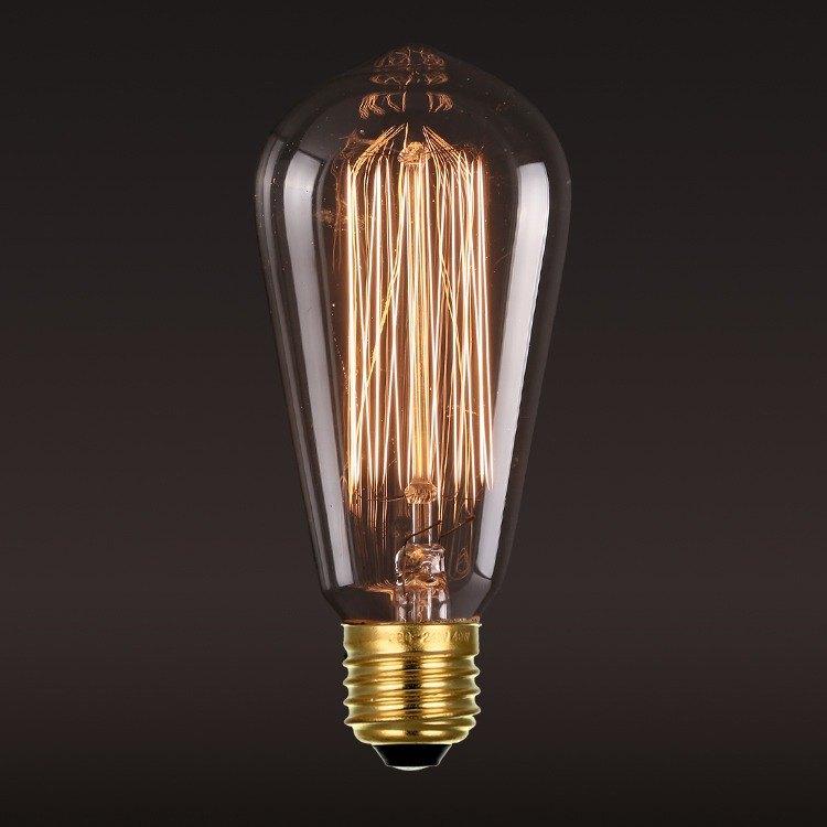 復古‧愛迪生‧鎢絲燈泡‧驚嘆號(A)燈泡│Good Form‧好造形