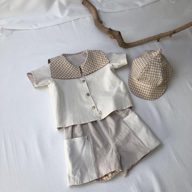 <現貨出清> 把日常打扮成為風景No.1 | 雙面男寶寶日常套裝