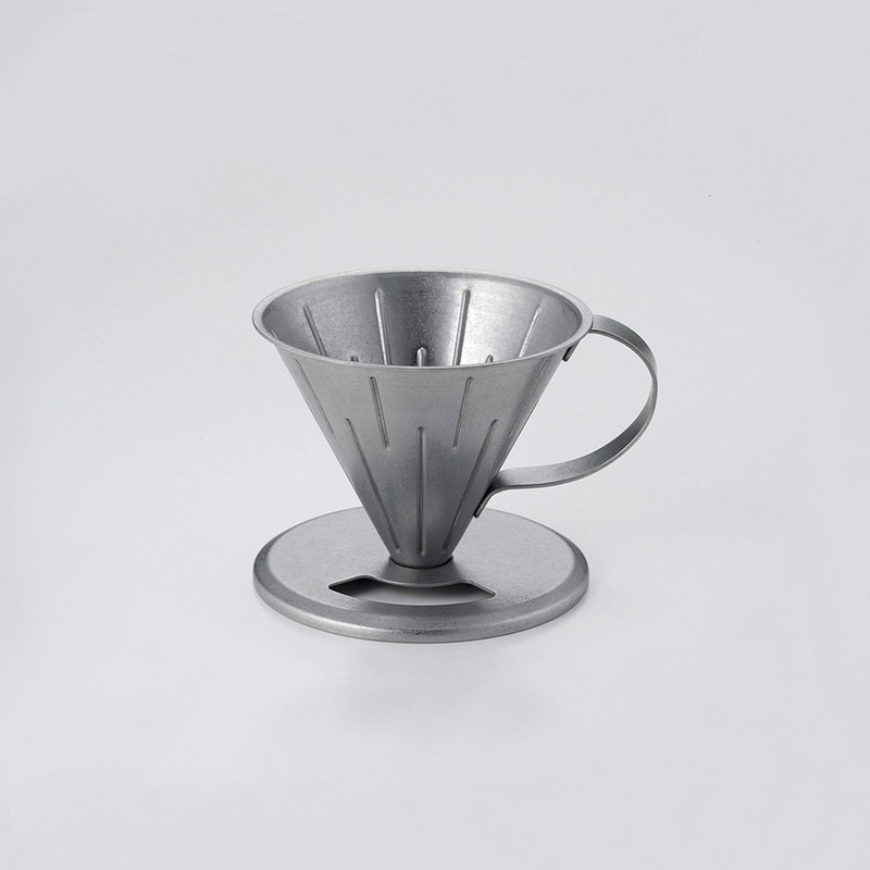 日本高桑金屬 日製不鏽鋼咖啡濾杯-2人份