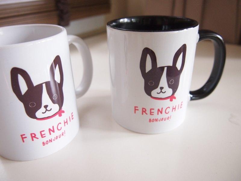 法國鬥牛犬馬克杯