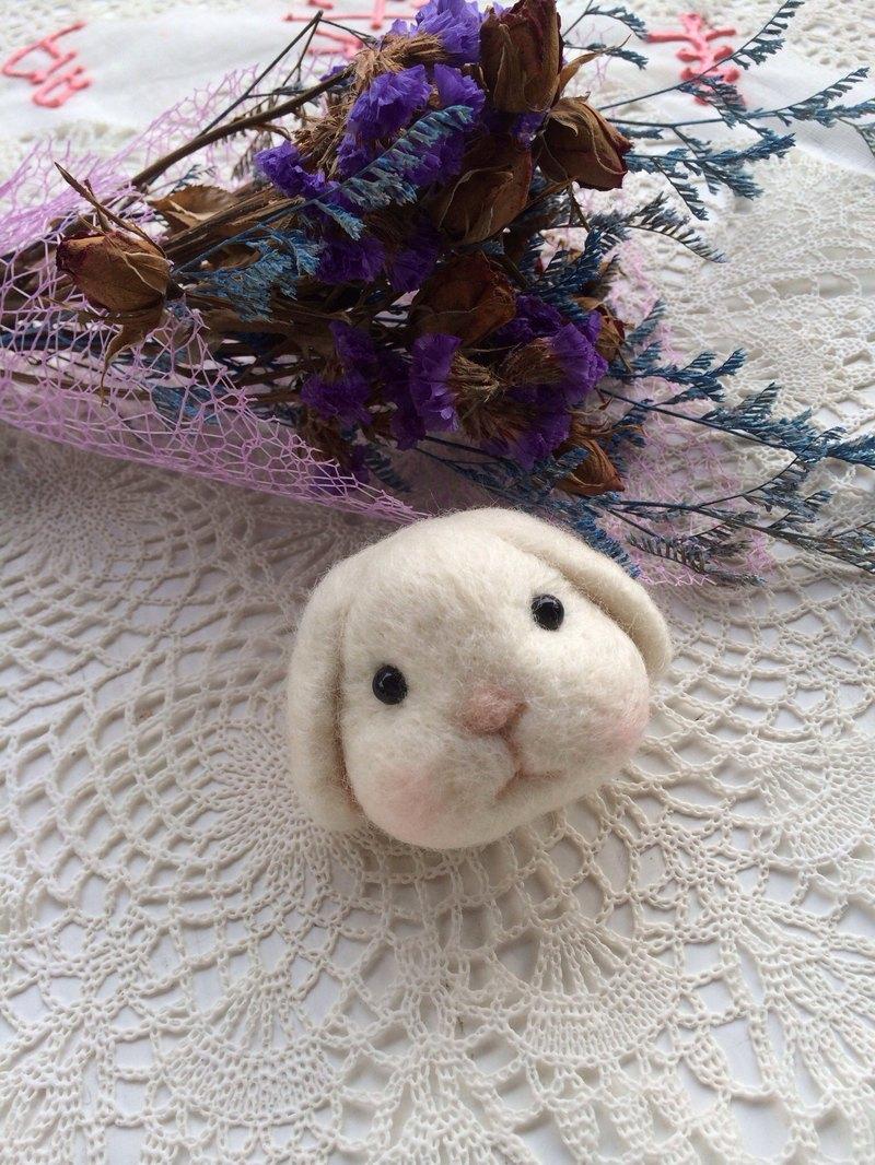 羊樂多羊毛氈樂園 長耳兔