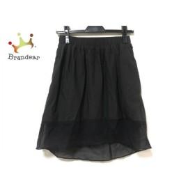 ブルネロクチネリ スカート サイズ38 ( I ) レディース 美品 ダークグレー ウエストゴム 新着 20191004