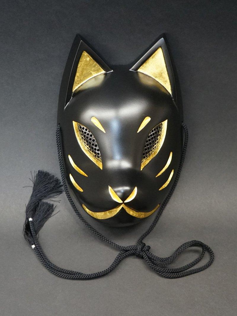 狐狸臉黑x金