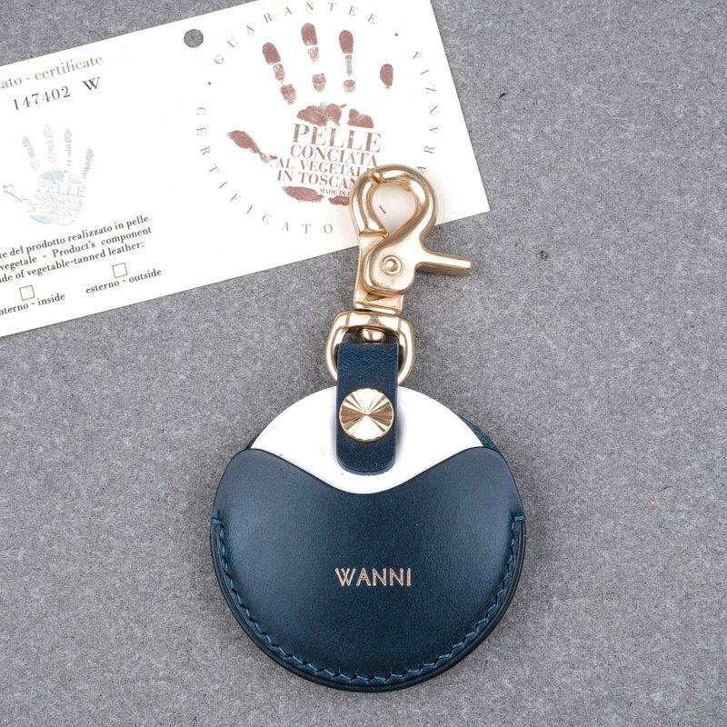 gogoro/gogoro2 鑰匙專用皮套 Key holder / buttero深藍