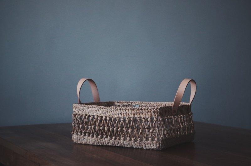 長方形漁網提籃