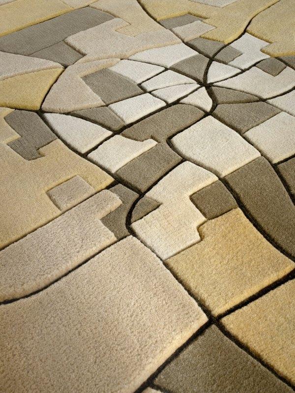 LANDCARPET 地貌地毯 - Africa