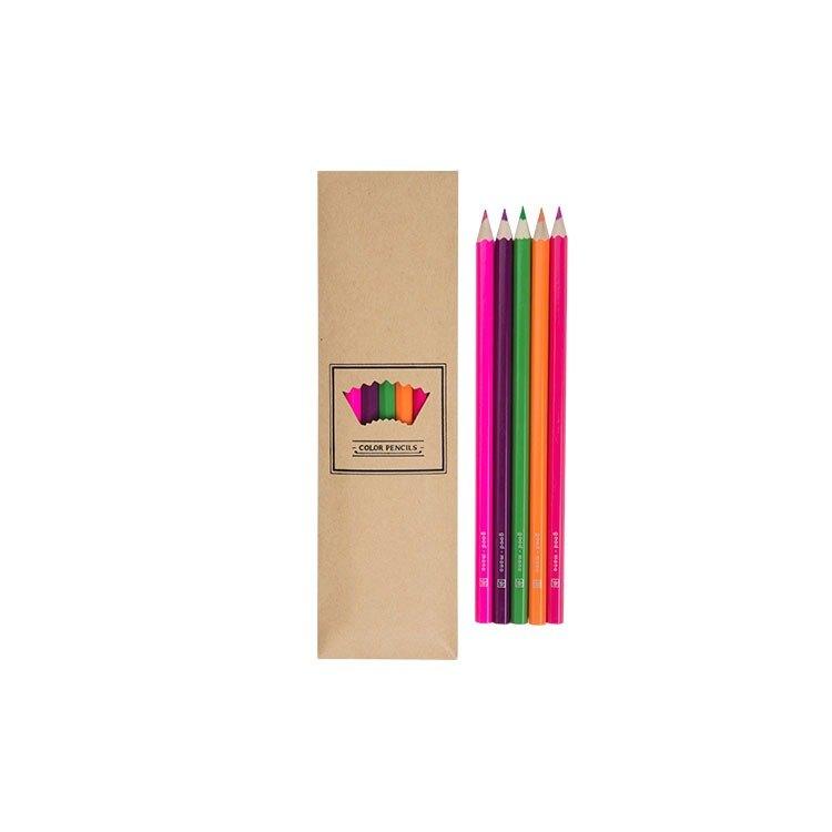 Color Pencil-春