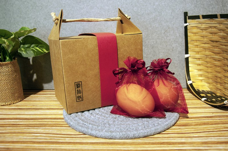 彌月月油飯真空包禮盒,簡單評價,又充滿質感 小資族小家庭必備~