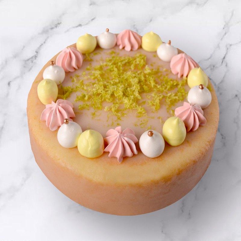檸檬老奶奶蛋糕(6吋/8吋)