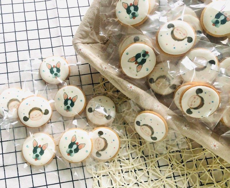 品牌活動婚禮客製糖霜餅乾