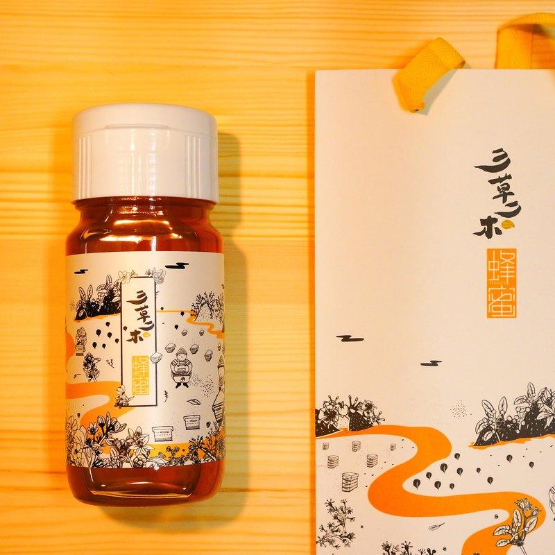 台灣季節熟成蜂蜜/700g裝