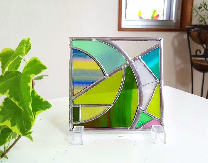 訂購色彩療法桌面藝術風格