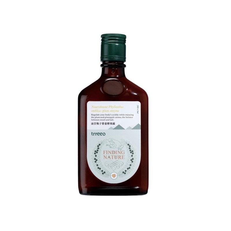 【樹重奏】油甘梅子營養酵果露