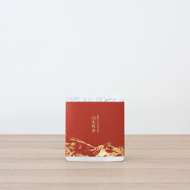 【鍾情 紅玉】台灣原葉散茶 80克