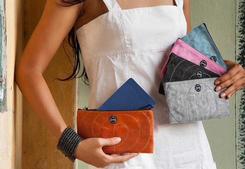 SMATERIA-ROUTER- multipurpose pouch- 簡約收納包