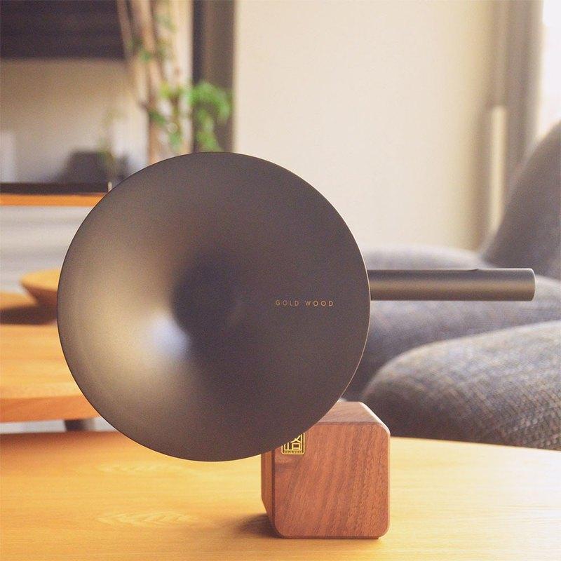 GOLD WOOD | 復古手機擴聲器 The Gramophone |