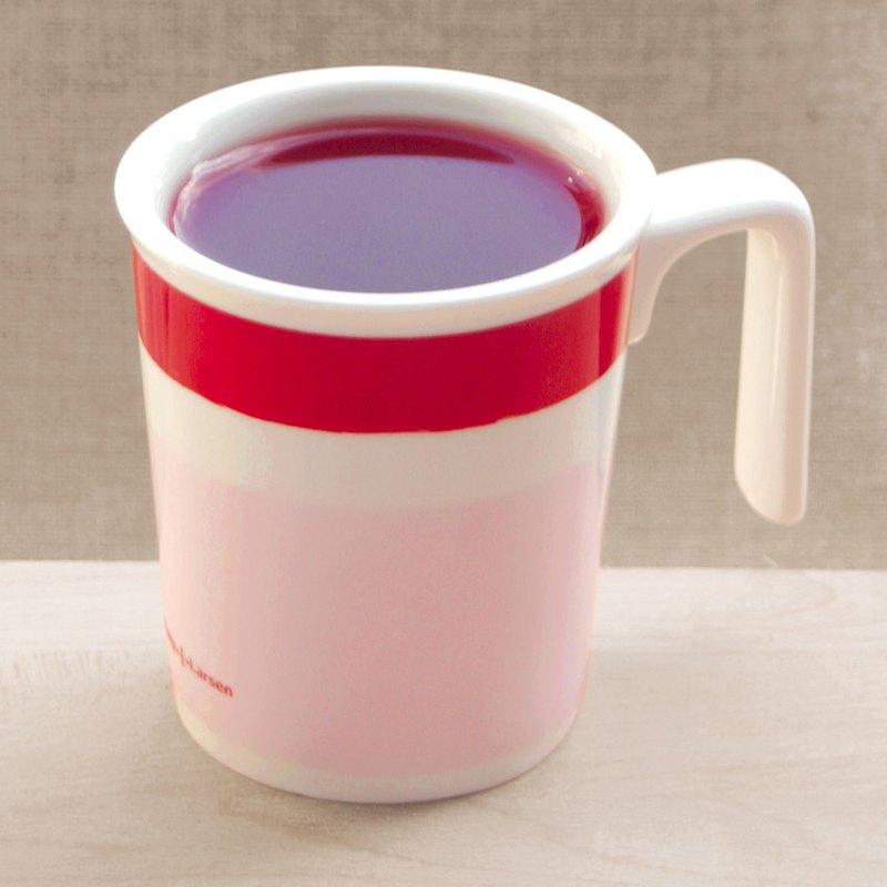【簡約雙原色】甜心草莓-親親馬克杯(無毒可微波 SGS合格 蓋另加)