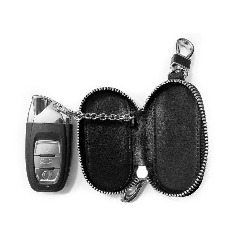 Lamborghini BMW M-Benz Porsche 掀蓋磁扣式 鑰匙包 可壓字