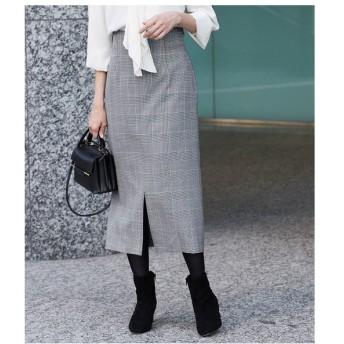 ROPE' / ロペ グレンチェックタイトスカート