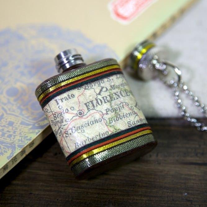 瓶子頸鏈:皇朝地圖 - 佛羅倫斯