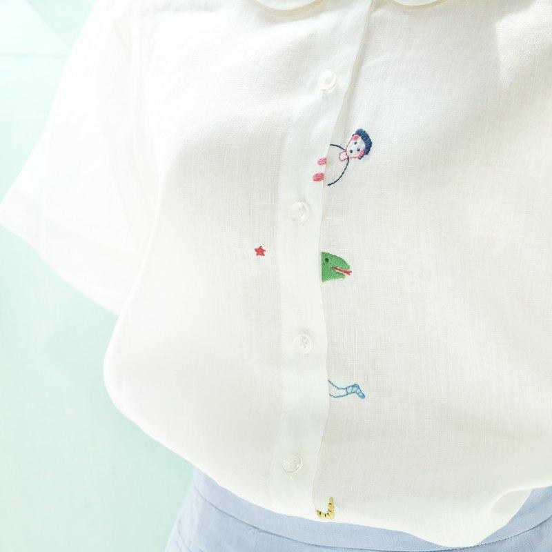Hide And Seek White Shirt