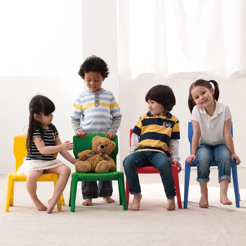 Weplay 輕鬆椅 2入 (26 cm)